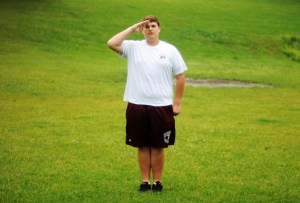 Senior Profile: William Geddes – Military Man