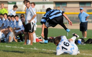 Gallery: Boys' Soccer Blue and Black Scrimmage