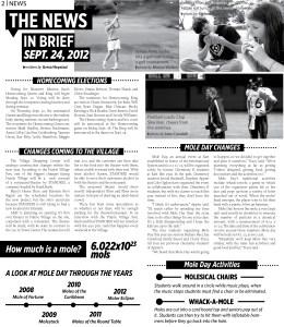 News Briefs- 9/24-9/28