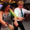 "Juniors Victoria Sabates and Justin Armer dance to ""Gangnam Style"""