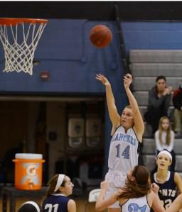 Live Broadcast Recording: Girls' Basketball vs. Leavenworth