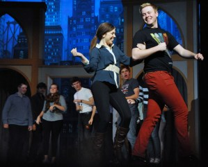"Gallery:  ""The Drowsy Chaperone"" Rehearsal"