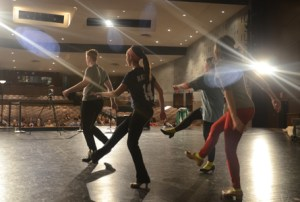 "SM East Theater Prepares for ""The Drowsy Chaperone"""