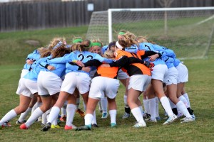 Live Broadcast: Varsity Girls' Soccer vs. SM North