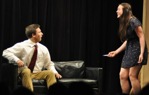 Interactive Gallery: Repertory Theatre Class Original One Acts