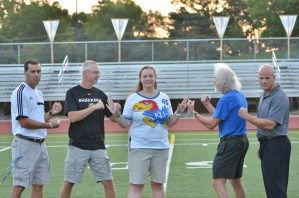 New Athletic Director Juggles Teaching, Pushes For Equality