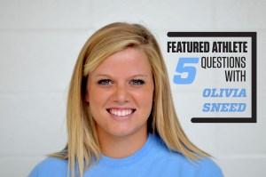 Featured Athlete: Olivia Sneed