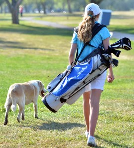 Gallery: Girls Golf vs. Gardner