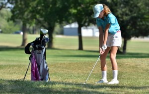 Recap: Girls' Golf Tournament