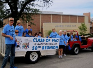 Class of 1963 Holding 50th Reunion Over Weekend