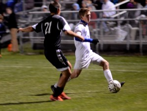 Recap and Gallery: Boys' Soccer vs. Olathe Northwest