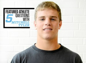 Featured Athlete: Mitchell Tyler