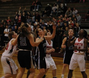 Preview: Girls' Basketball vs. Olathe North