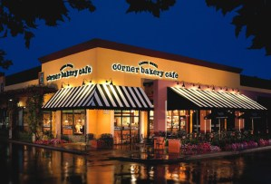 New Café in Town: The Corner Bakery
