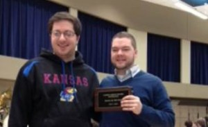 Witt Awarded Kansas Debate Coach of the Year