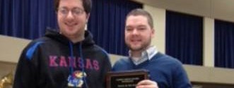 Witt Awarded Kansas Debate Coach of the Year