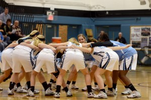 Gallery: Girls' Basketball vs. Olathe Northwest