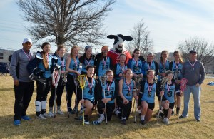 Girls' Lacrosse Wins Tournament in Omaha