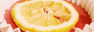 Baking Bad: Lemon Pomegranate Cheesecakes