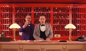 """The Grand Budapest Hotel"" Unique, Humorous"