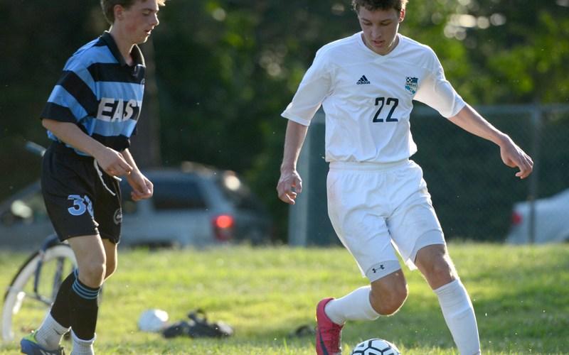 Package: Boys' Soccer vs. Shawnee Mission West