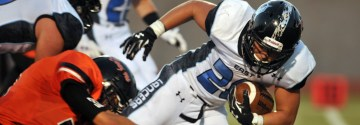 East Players Make All-State Football