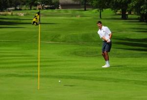 Senior Golfer Commits to Central Missouri