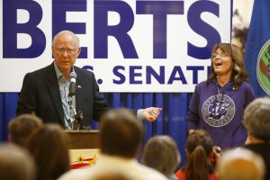 Kansas Senate Race Causes Tension