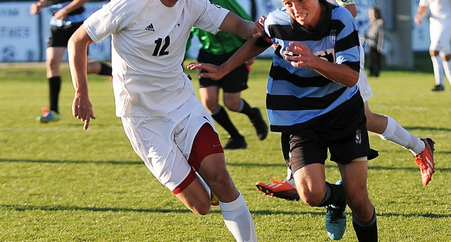 Gallery: Boys' Soccer vs. Blue Valley Northwest