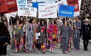 High Fashion Feminism