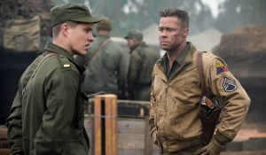 """""""Fury"""" Delivers Pitt's Best Performance"""