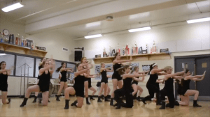 Lancer Dancers Unveil New Hip Hop Dance