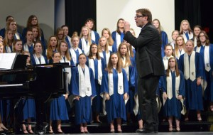Live Broadcast: Spring Choir Concert