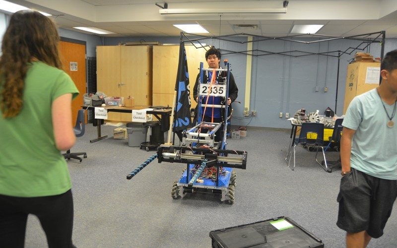 Eastipedia: Robotics Club