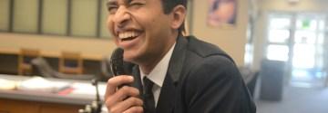 Soundslide: Poetry Slam