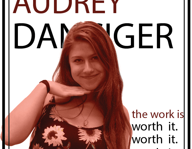 The Work Is Worth It: Audrey Danciger