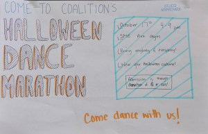 Coalition Dance Marathon