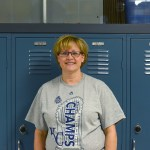 """When we won, I jumped up and down and screamed and I couldn't go back to sleep,"" said math teacher Deanna McClendon."
