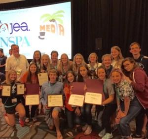 NSPA/JEA Award Recap