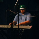The Pianist for Tyree Johnson & Groove 101 performs with everyone during the jam session. Photo by Kaitlyn Stratman