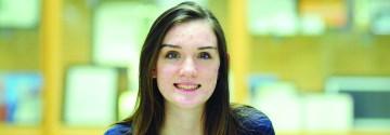 Humans of East: Portia Renee