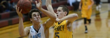 Gallery: Boys' Basketball vs. St. John Vianney