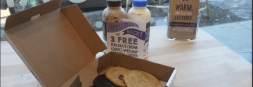 Review: Insomnia Cookies