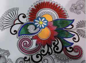 Adult Coloring Pages: Review