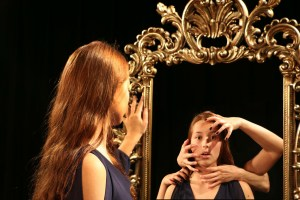 "Frequent Friday: ""The Girl in the Mirror"""
