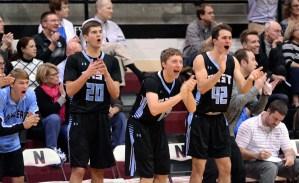 Gallery: Boys' Varsity Sub-State Basketball vs. Shawnee Mission North