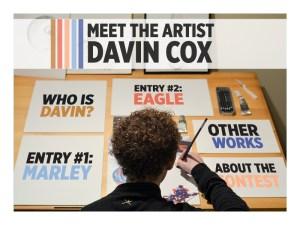 Featured Artist: Davin Cox