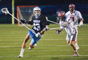 Gallery: Varsity Boys' Lacrosse vs. Blue Valley West