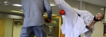 The Karate Teacher