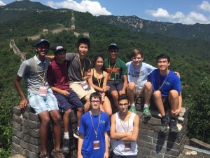 Matthew Trecek's Summer in China